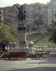 Városkép - Kultúra - Kossuth szobor Miskolcon