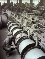 Ipar - Kábel- és Műanyaggyár