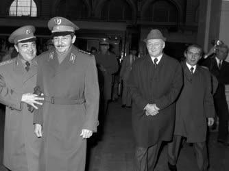 Külpolitika - Raul Castro Ruz Budapesten