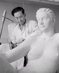 Kultúra - Bátky Lajos kivitelező szobrász