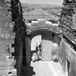 Szabadidő - Turisták a Citadellán