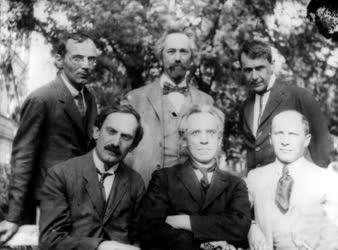 Évforduló - Dokumentumok Babits Mihály életéből