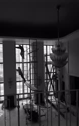 Ipar - Építőipar - A Madách Színház új épülete