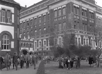 Oktatás - Budapesti Műszaki Egyetem