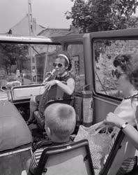Idegenforgalom - Városnéző autóbusz