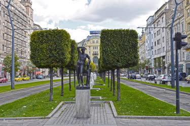 Városkép - Budapest - Károly körút
