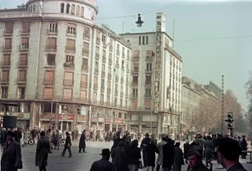 Történelem - 1956. október-novemberi események