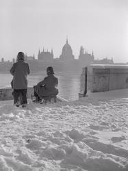 Városkép - Havas Budapest
