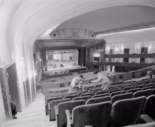Szórakozás - Erkel Színház átépítése