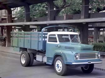 Járműipar - Teherautó