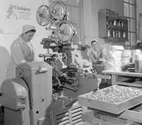 Ipar - A Szerencsi Csokoládégyár