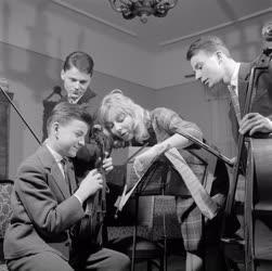 Kultúra - A Szilvay család kvartettje