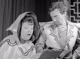 Kultúra - Színház - Gozzi-Schiller: Turandot hercegnő