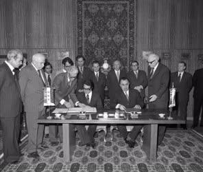 Külpolitika - Magyar-iraki jogsegélyszerződés