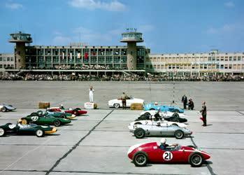 Sport - Nemzetközi meghívásos autóverseny