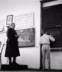 Oktatás - Matematika óra