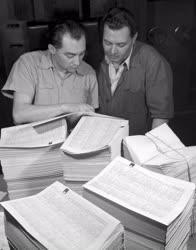 Ipar - Készül az új telefonkönyv