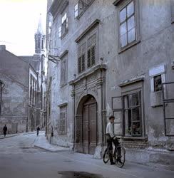 Városkép - Sopron - Szent György utca