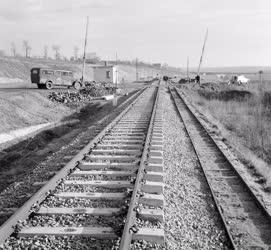 Bányászat - Új vasútvonal a szénszállításhoz