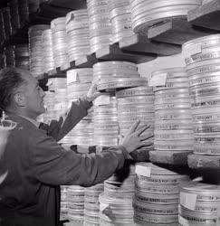 Kultúra - Film - MOKÉP filmraktár