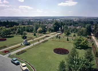 Gödöllő - Az agráregyetem parkja