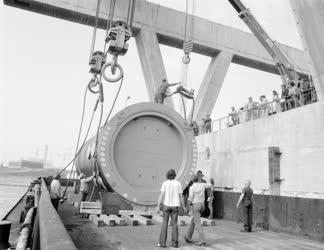Ipar - Energia - A paksi atomerőmű reaktortartálya