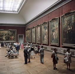 Kultúra - Párizsi Louvre