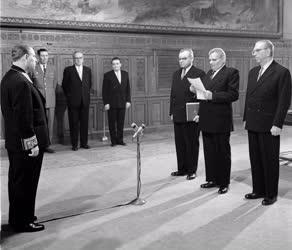 Külkapcsolat - Diplomácia - Szovjetúnió új magyarországi nagykövete