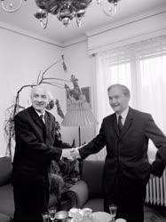 Irodalom - Németh László állami kitüntetése