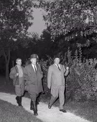 Külkapcsolat - Kádár János látogatása Jugoszláviában