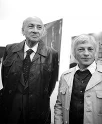 Illyés Gyula Kossuth-díjas író