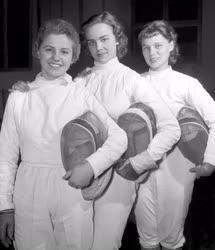 Sport - Női ifjúsági tőrverseny