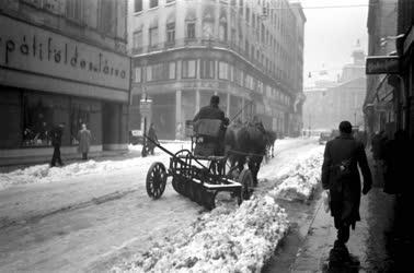 Városok - Tél a fővárosban