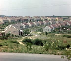Városkép - Komló új városrésze