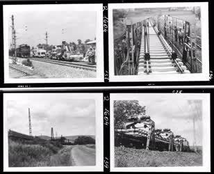 Közlekedés - Vasúti felvételek rerodukciói - ÉMEXPORT
