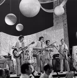 Kultúra -Zene - Táncdalfesztivál '71 - Express együttes