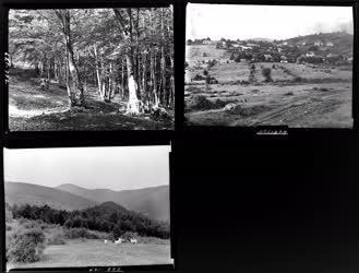 Városkép-életkép-Természet - Ibusz album - Mátraszentimre