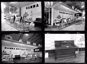 Kiállítás - BIV - GAMMA pavilon - Műszeripari kiállítás