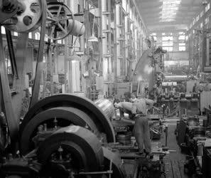 A szerző válogatása - A Klement Gottwald Gépgyárban