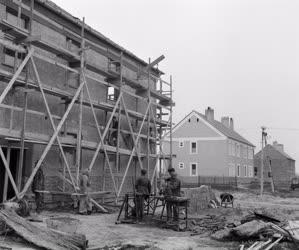 Ipar - Építőipar - A karcagi Kísérleti Intézet új központja
