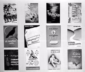 Kultúra - Könyvújdonságpk plakátja
