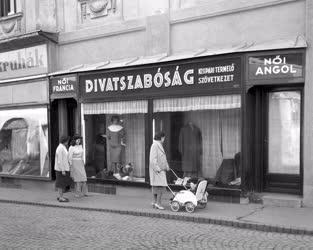 Városkép - Miskolci utca