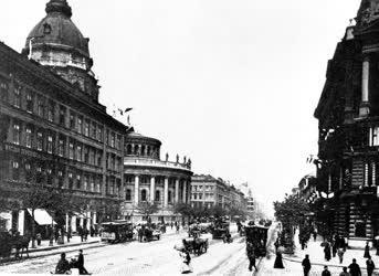 A régi Pest és Buda - Váci körút