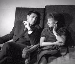 Szórakozás - A Nemzeti Színház farsangi bálja