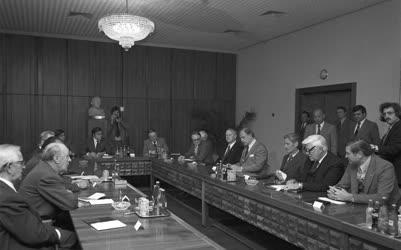 Külpolitika - Az Amerikai Képviselőház küldöttsége
