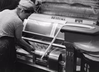 Ipar - A Goldberger Textilművek kelenföldi telepe