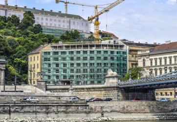 Városkép - Budapest - Hotel Clark