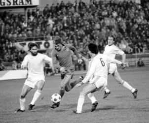 Sport- Labdarúgás - Bp. Vasas-Ferencváros