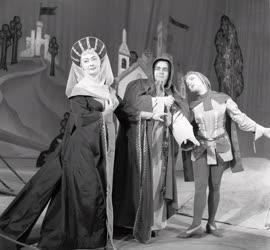 Kultúra - Opera - Rossini: Orly grófja