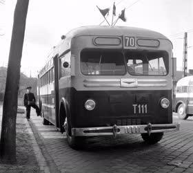 Közlekedés - A 70-es troli
